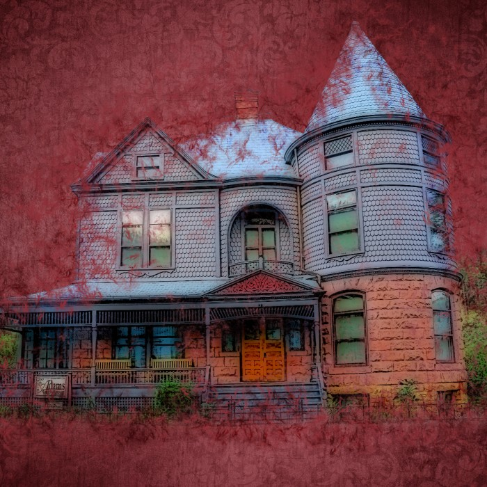 History on the Lawn: Deadwood's Adams House - The Rest of the Story