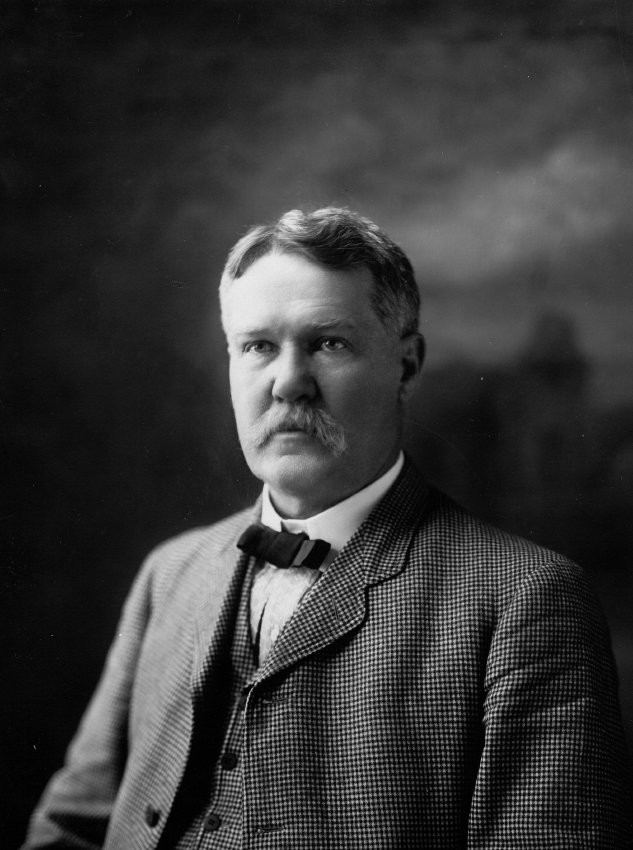 Preservation Thursday: T.J. Grier, A New Mine Superintendent for a New Century