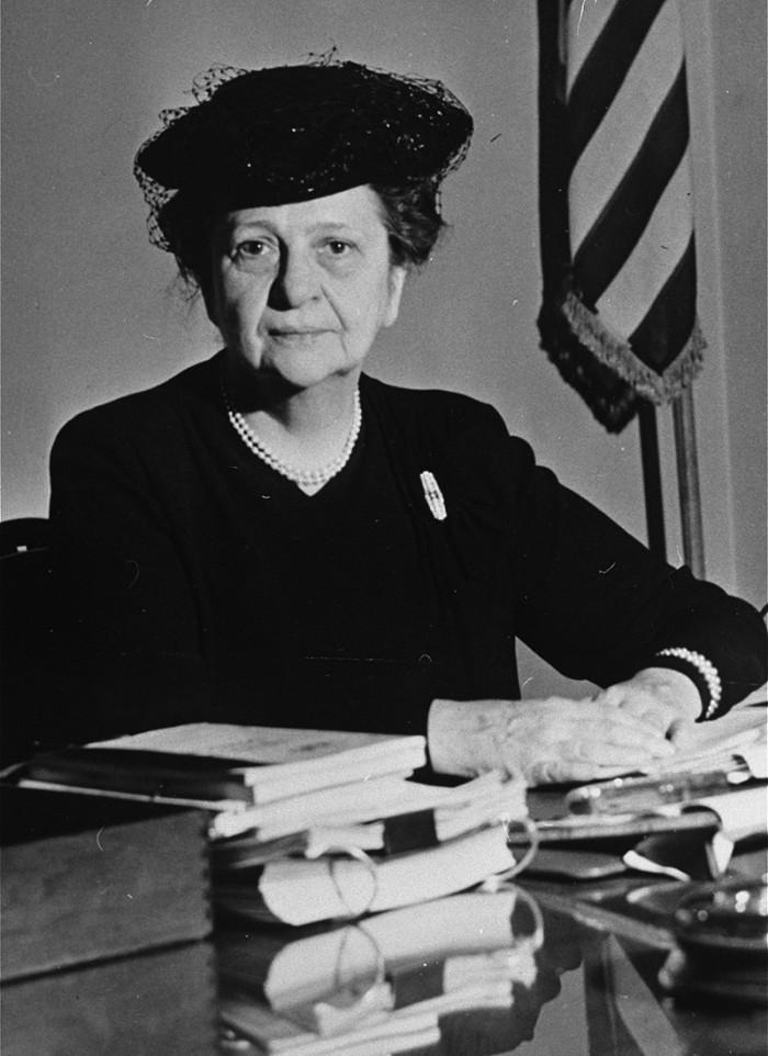 Preservation Thursday: Frances Perkins – A Powerful Influence