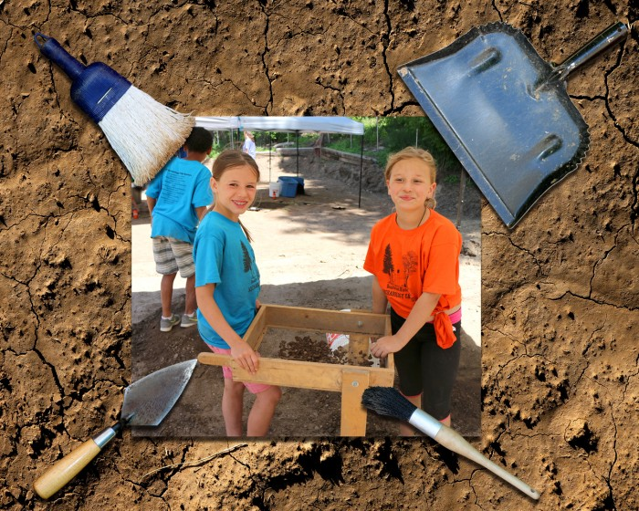 Archaeology Camp: June 8-12