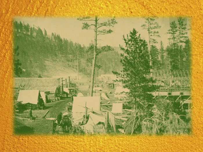 Preservation Thursday: The Origin of the Black Hills National Forest: 1875-1907