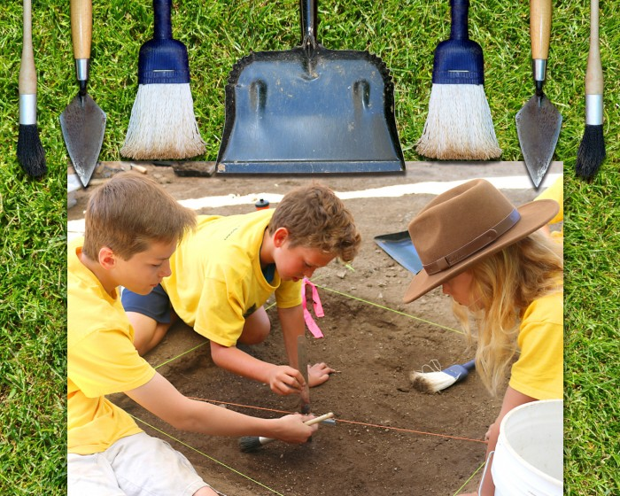 Archaeology Camp: June 15-19