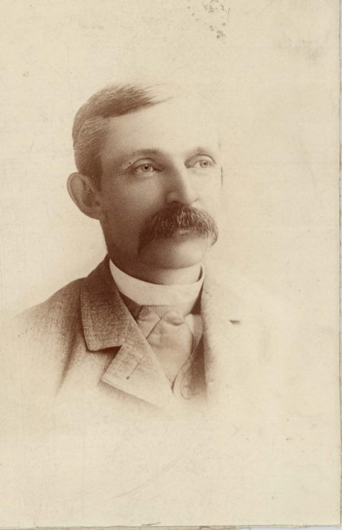 Preservation Thursday: James K. P. Miller: The Savior of Deadwood